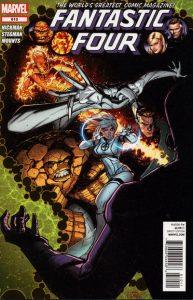 Fantastic Four #610 (2012)