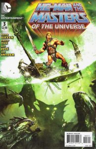 He-Man and the Masters of the Universe #3 (2012)