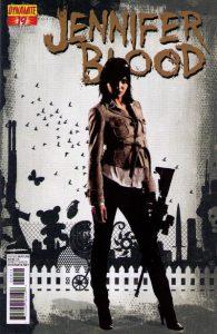 Jennifer Blood #19 (2012)