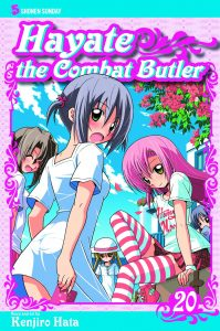 Hayate the Combat Butler #20 (2012)