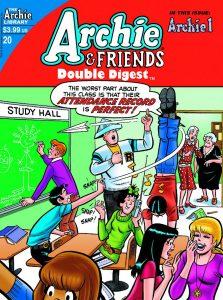Archie & Friends Double Digest Magazine #20 (2012)