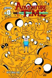 Adventure Time #8 (2012)