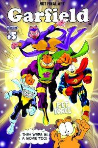 Garfield #5 (2012)