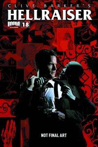 Clive Barker's Hellraiser #18 (2012)