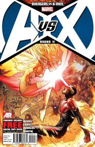 Avengers vs. X-Men #11 (2012)