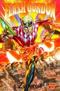 Flash Gordon: Zeitgeist #10 (2012)