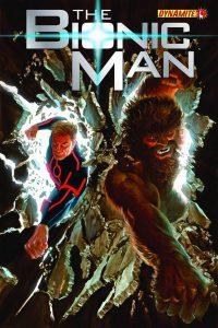 Bionic Man #14 (2012)
