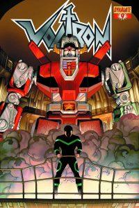 Voltron #9 (2012)