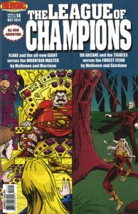 League of Champions #14 (2012)