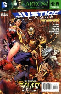Justice League #13 (2012)