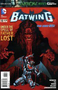 Batwing #13 (2012)