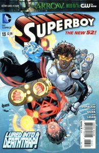 Superboy #13 (2012)