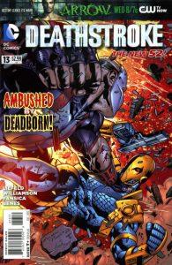 Deathstroke #13 (2012)