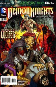 Demon Knights #13 (2012)