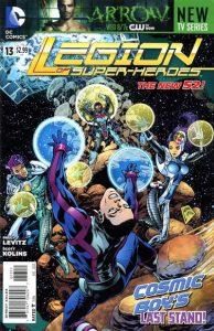 Legion of Super-Heroes #13 (2012)