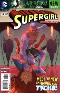 Supergirl #13 (2012)