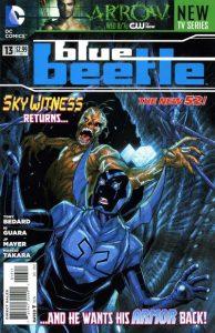 Blue Beetle #13 (2012)