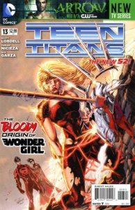 Teen Titans #13 (2012)