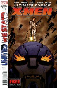 Ultimate Comics X-Men #18 (2012)