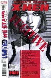 Ultimate Comics X-Men #17 (2012)