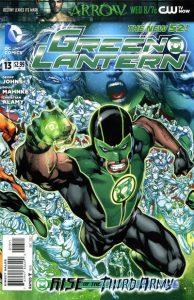 Green Lantern #13 (2012)