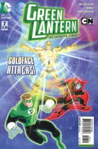 Green Lantern: The Animated Series #7 (2012)