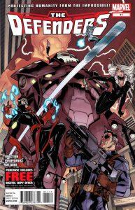 Defenders #11 (2012)