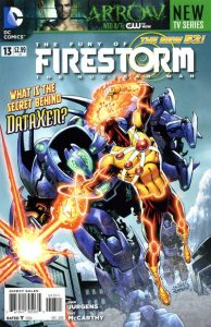 Fury of the Firestorms: The Nuclear Men #13 (2012)