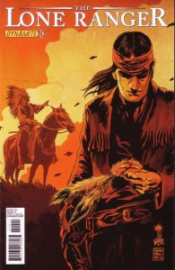 The Lone Ranger #10 (2012)