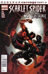 Scarlet Spider #10 (2012)