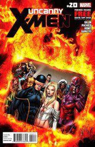 Uncanny X-Men #20 (2012)