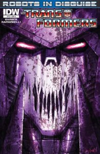 The Transformers: Robots in Disguise #10 (2012)