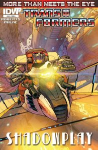 The Transformers: More Than Meets the Eye #10 (2012)