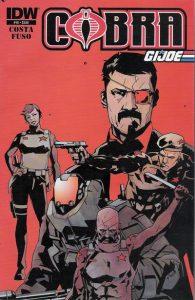 Cobra #18 (2012)