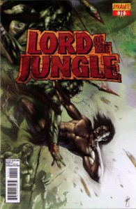 Lord of the Jungle #11 (2012)