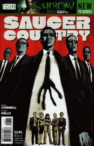Saucer Country #8 (2012)