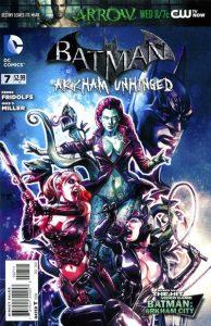 Batman: Arkham Unhinged #7 (2012)
