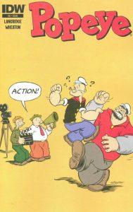 Popeye #6 (2012)