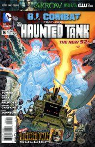 G.I. Combat #5 (2012)