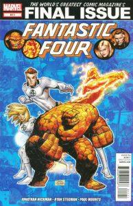 Fantastic Four #611 (2012)