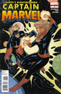 Captain Marvel #6 (2012)