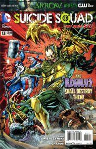 Suicide Squad #13 (2012)
