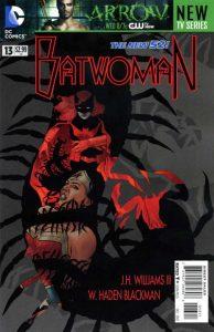Batwoman #13 (2012)