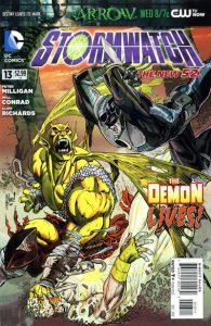 Stormwatch #13 (2012)