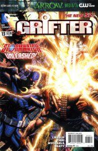 Grifter #13 (2012)