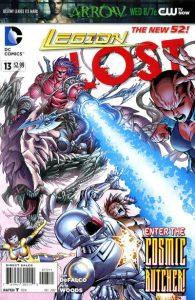 Legion Lost #13 (2012)