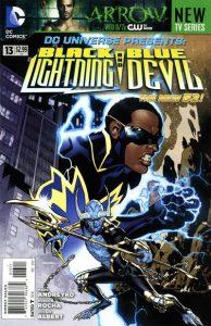 DC Universe Presents #13 (2012)
