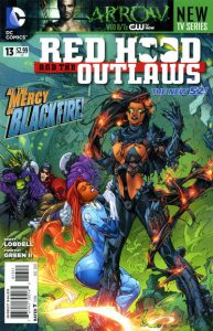 Red Hood and the Outlaws #13 (2012)