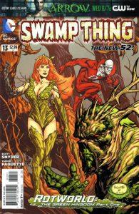 Swamp Thing #13 (2012)