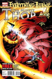 The Mighty Thor #21 (2012)
